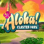 aloha cluster pays slots