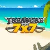 treasure 7x7 slots
